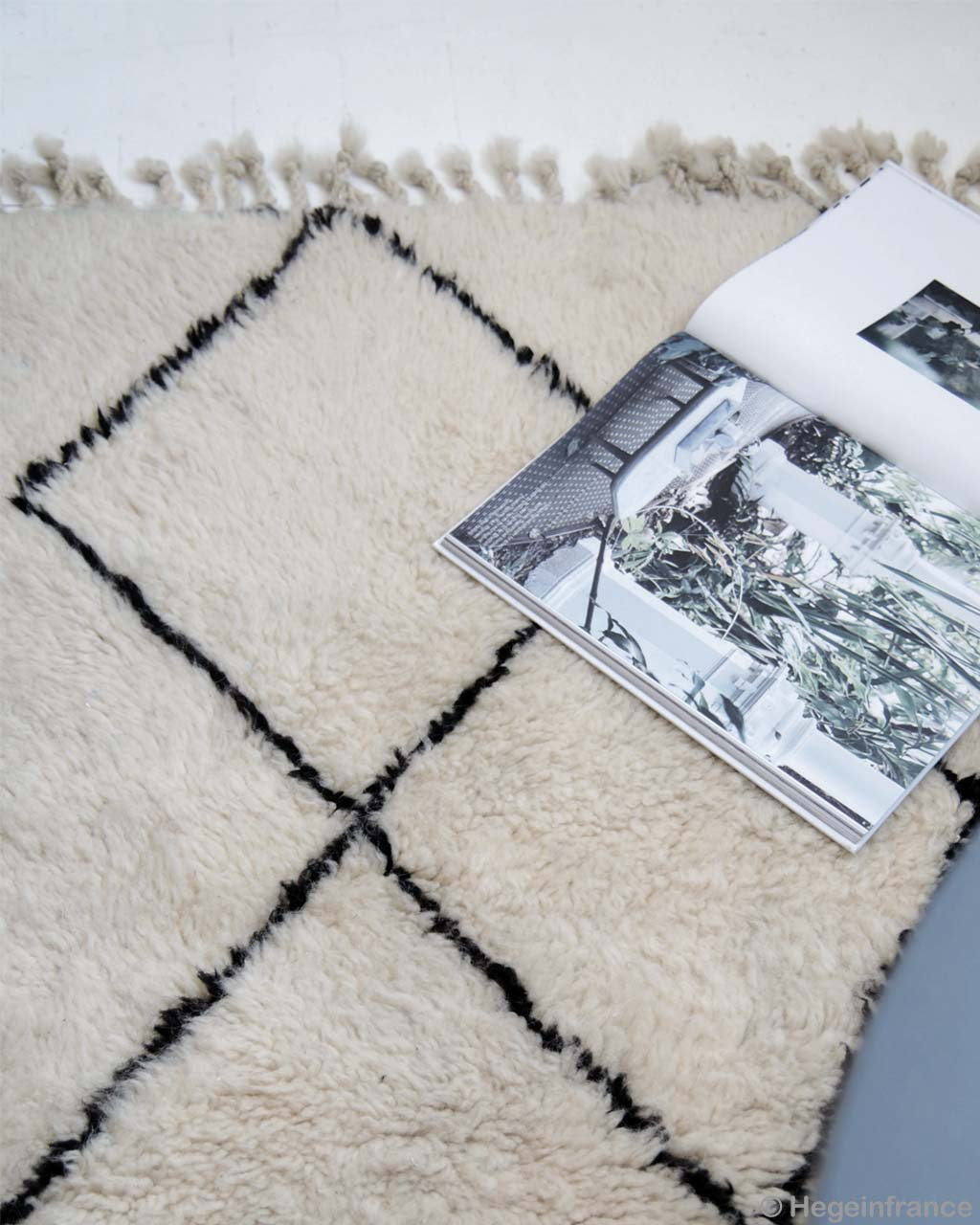 hand knotted open book asian oriental black pattern rugs online