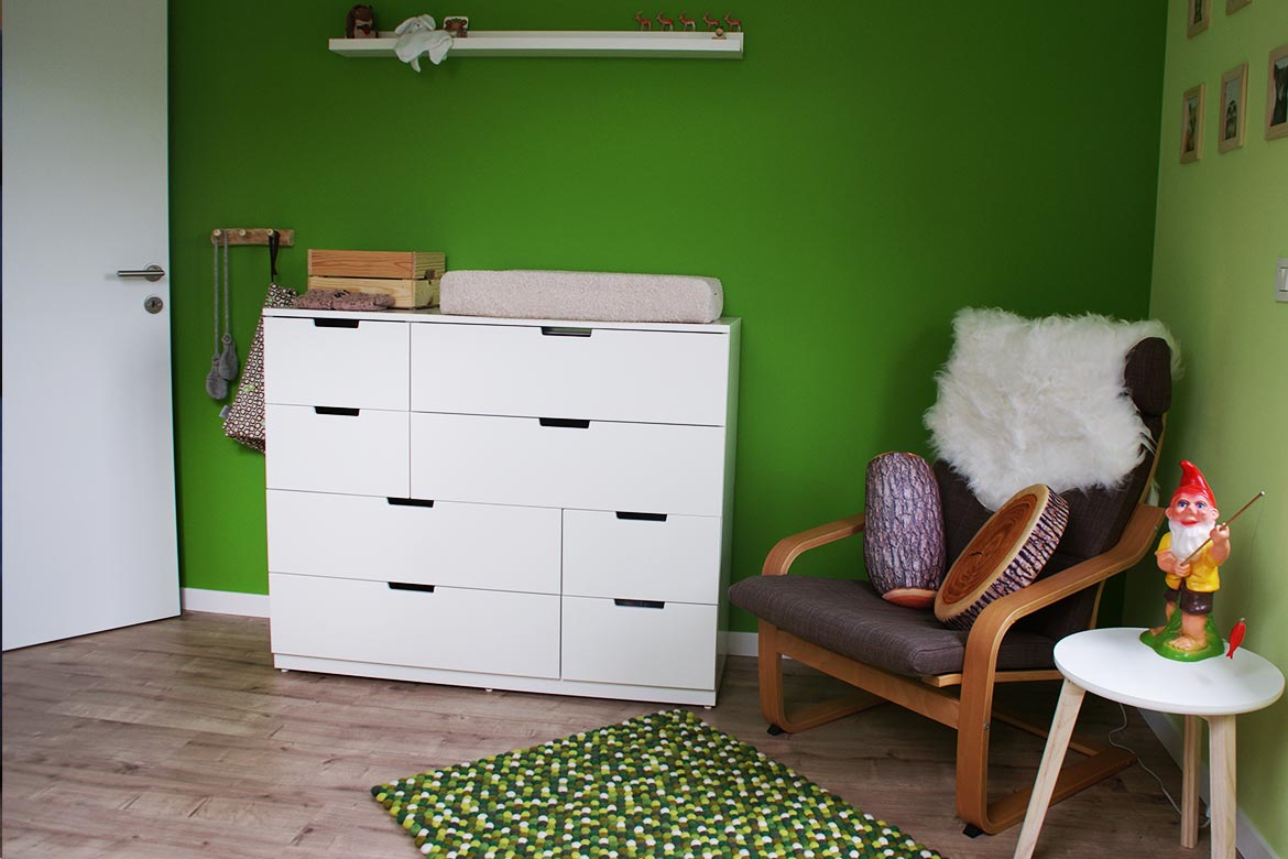 green white baby room carpet natural fair trade