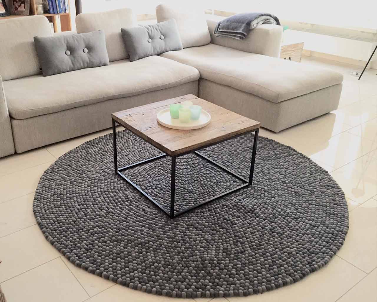 design room comfortable rug grey rug wool