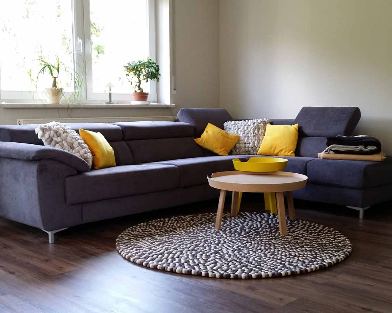 swedish colours couch table carpet